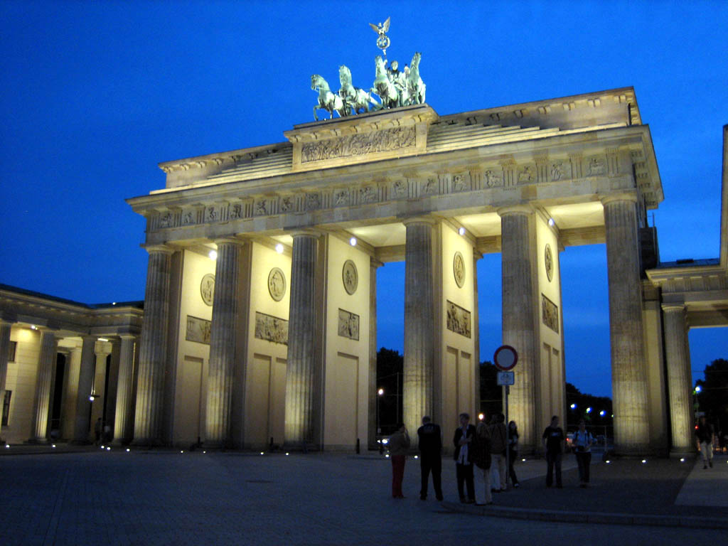 Berlin, a European gem