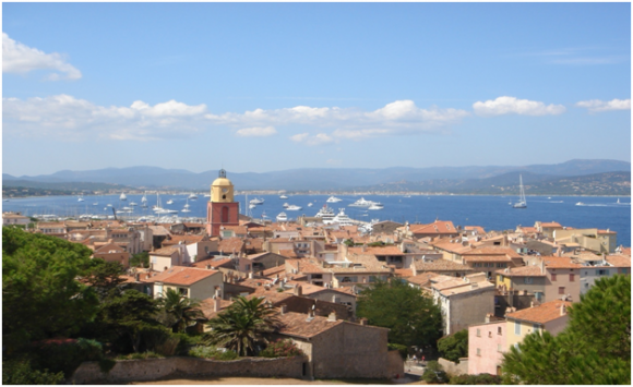 St Tropez Ville (creative commons)