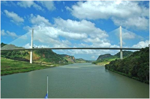 Panama Canal (creative commons)