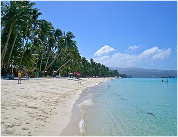Boracay Island (creative commons)