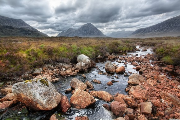 Scotland, Highlands, Glencoe by Christopher Schoenbohm (Creative Commons)