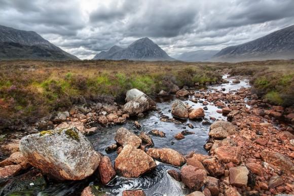 Scotland, Highlands, Glencoe by Christopher Schoenbohm (Creative Commons)