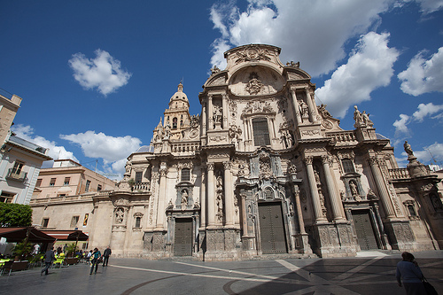 Murcia by Keith Williamson via Flickr (Creative Commons)