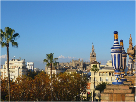 Seville ( creative commons)
