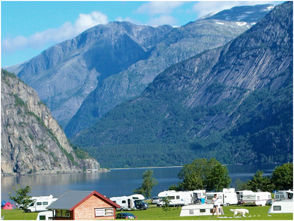 Top Camping Family Holiday Destinations