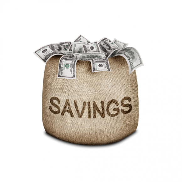 Saving Money ( creative commons)