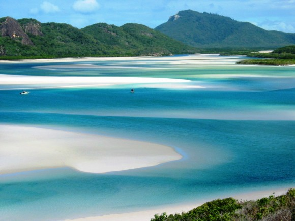 Whitsunday Islands (Creative Commons)