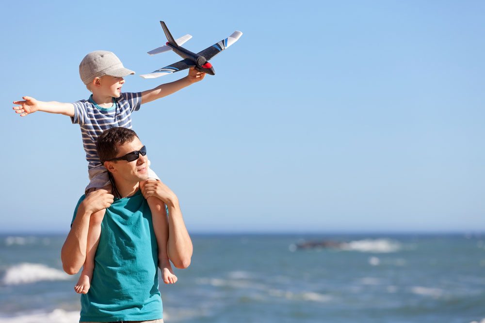 Flying to Orlando can be an easy and enjoyable experience for you and your family