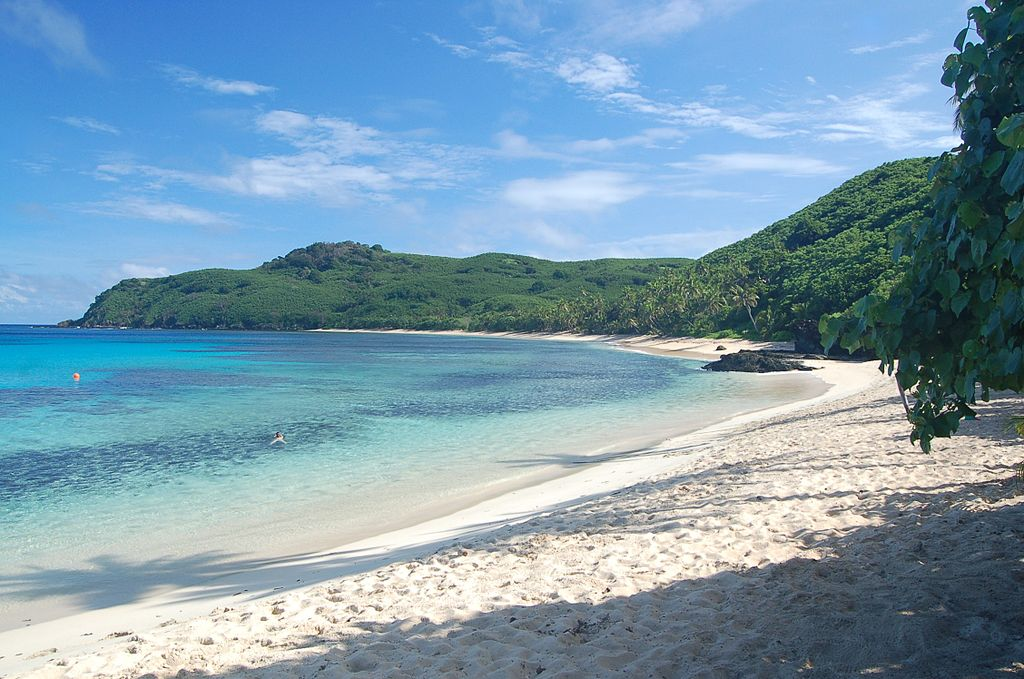 Cheaper means excellent at Yasawa Islands, Fiji