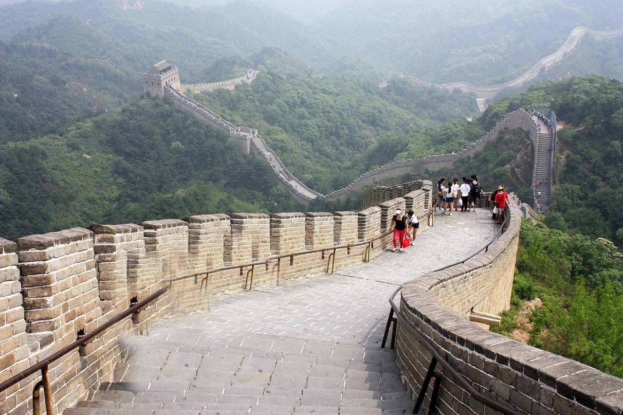 When rediscovering Yourself in Asia, you'll find that a walk along the Great Wall may be where it starts to happen for you...