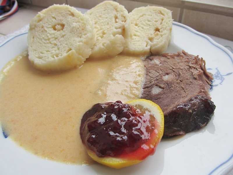Czech food and drink is hearty and mouthwatering